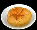 Kaiser roll Royalty Free Stock Photography