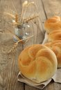 Kaiser rolls Royalty Free Stock Photo