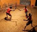 Kalaripayattu Martial Art in Kerala, South India