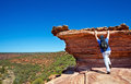 Kalbarri Royalty Free Stock Photos
