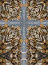 Kaleidoscope Cross: Pile Of Logs