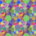 Kaleidoscope extended Royalty Free Stock Photo