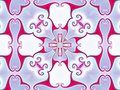 Kaleidoscope ornamental Royalty Free Stock Photo