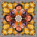 Halloween Kaleidoscope