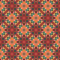 Kaleidoscopic pattern Stock Images
