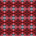 Kaleidoscopic Pattern With Cry...
