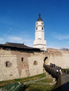 Kalemegdan Fortress Belgrade Royalty Free Stock Image