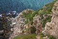 Kaliakra Cape, Bulgaria Royalty Free Stock Photo