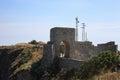Kaliakra Cape Fortress, Bulgaria Royalty Free Stock Photo