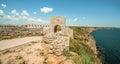 Kaliakra Cape Fortress Royalty Free Stock Photo