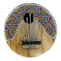 Kalimba traditional african musical instrument called Royalty Free Stock Photography