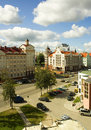 Kaliningrad street Royalty Free Stock Images