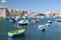 Kalkara Creek Royalty Free Stock Image