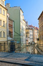 Kampa Island, Davil's Stream, Prague Stock Photo