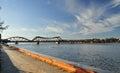 Kampot French Colonial Bridge,...