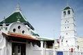 Kampung Kling Mosque at Malacca, Malaysia Royalty Free Stock Photo