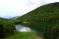 Kanas Burqin Wolong Bay Royalty Free Stock Photo