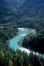 Kanas River,China Royalty Free Stock Photo