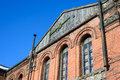 Kanemori Red Brick Warehouse in Hakodate, Hokkaido Royalty Free Stock Photo