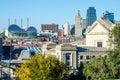 Kansas City View Of Downtown