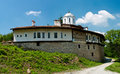 Kapinovski monastery bulgaria a famous in Royalty Free Stock Photography
