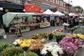 Kaplica uliczny rynek w aniele londyn Obraz Royalty Free