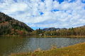 Karagol (Black Lake) Royalty Free Stock Photos