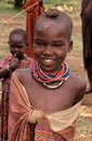 A Karamojong child, Uganda Royalty Free Stock Photos