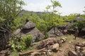 Karat konso traditional ethiopian village ethiopia Royalty Free Stock Photos