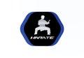 Karate logo vector design