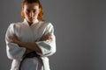 Karate Woman