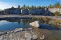Karelia. Marble Canyon