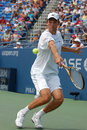 Karlovic Ivo at US Open 2008 (08) Royalty Free Stock Photography