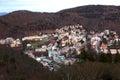 Karlovy vary (Karlsbad) Stock Images
