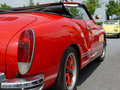 Karmann Ghia Royalty Free Stock Photo