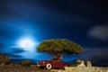 Karmann-Ghia Royalty Free Stock Photo