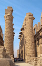 Karnak Temple Royalty Free Stock Photography