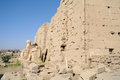 Karnak temple complex in luxor Royalty Free Stock Photos