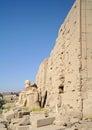 Karnak temple complex in luxor Stock Photos