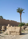 Karnak temple complex in luxor Royalty Free Stock Image
