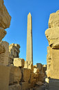 Karnak temple, Egypt Stock Photos