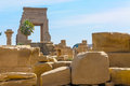 Karnak temple in Luxor, Egypt. Royalty Free Stock Photos