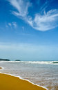 Karon beach in phuket Stock Images