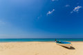 Karon beach in phuket island thailand Royalty Free Stock Image