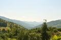 Karpaty mountains ukraine Stock Image
