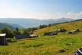 Karpaty mountains ukraine Royalty Free Stock Image