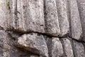 Karst formations in serra de tramuntana mallorca spain Royalty Free Stock Images