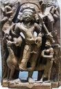 Kartikeya Hindu Deity Royalty Free Stock Photo