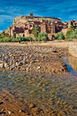 Kasbah of Ait Ben Haddou 2 Stock Images