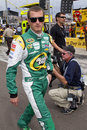 Kasey kahne start subway fresh fit nascar sprint cup race phoenix arizona usa Stock Images